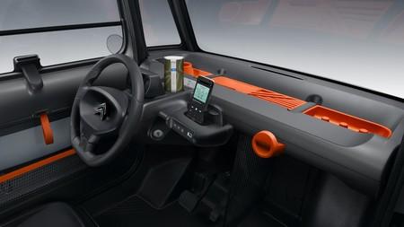 Citroen Ami 04 Interior