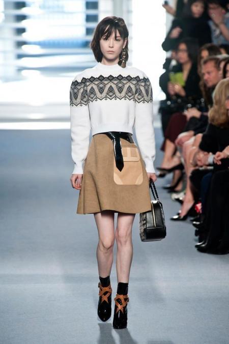 Consigue el look de la colección otoño-invierno 2014 de Louis Vuitton