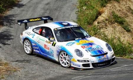 La gran evasión del Campeonato de España de Rallyes de Asfalto