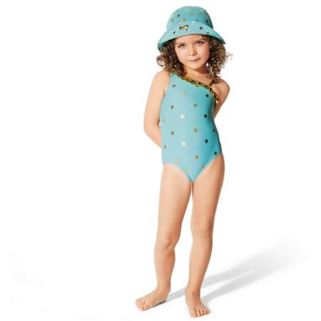 Un pequeño avance de las tendencias en moda baño para los más peques
