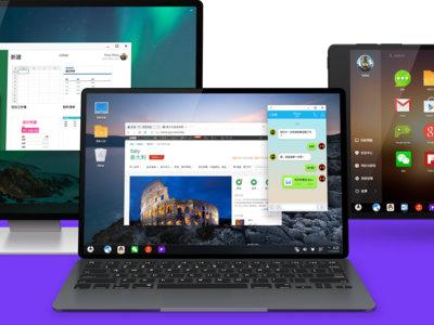 PhoenixOS: otro proyecto para traernos un PC de escritorio con Android y múltiples ventanas