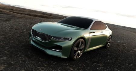 KIA Novo Concept, la marca surcoreana nos muestra cómo podrían ser sus futuros sedanes