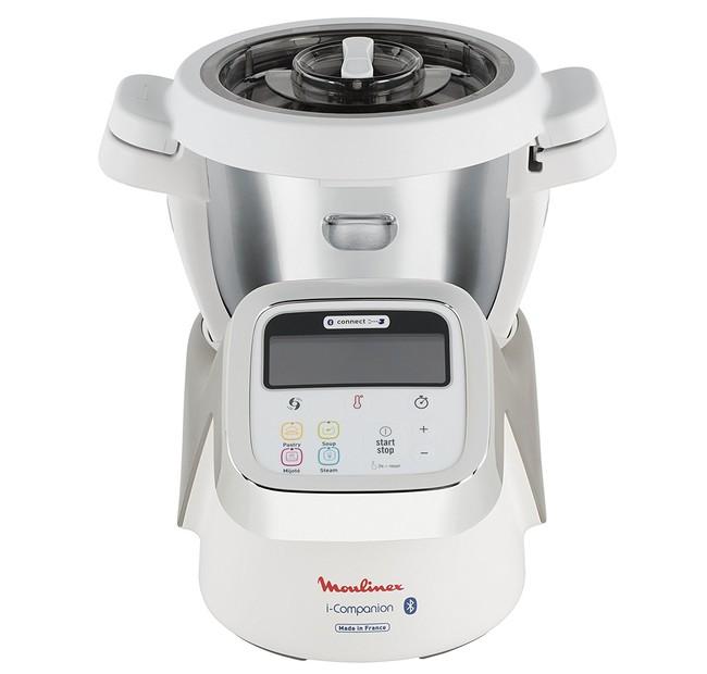 Por 599 euros podemos hacernos con el robot de cocina Moulinex Cuisine Icompanion HF9001 durante el Black Friday de Amazon