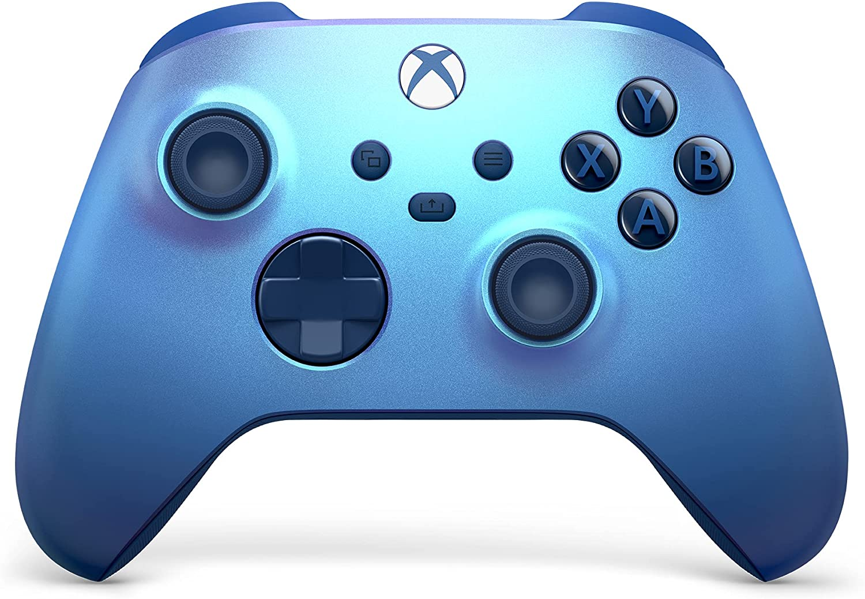 Control Inalámbrico Xbox - Aqua Shift - Special Edition