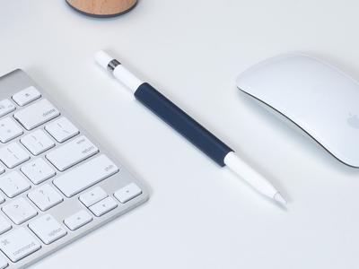 Este posiblemente sea el accesorio más útil para el Apple Pencil