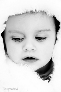 La foto de tu bebé: Frío polar
