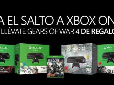 Black Friday en Microsoft: Xbox One por 199€ y Surface con 399€ de descuento