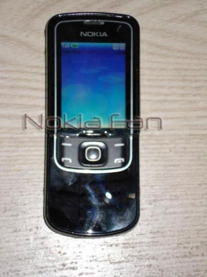 Imágenes del Nokia 8600 Luna