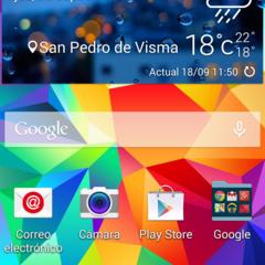 Foto 25 de 26 de la galería touchwiz en Xataka Android