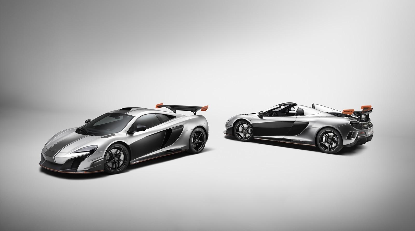 Foto de McLaren MSO R Coupé y R Spider (1/13)