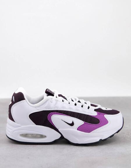 Zapatillas De Deporte Blancas Air Max Triax De Nike