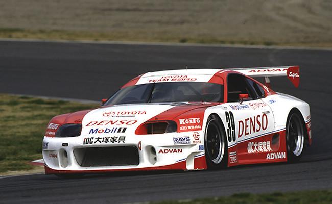 Pedro de la Rosa y Michael Krumm - JGTC 1997