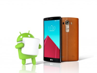 El LG G4 recibirá Android 6.0 Marshmallow la semana que viene