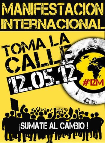 #YoVoy12M se planta en TT de España y 3º del Mundo