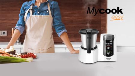 El robot de cocina Taurus Mycook Easy a precio mínimo hoy con las ofertas de septiembre de Amazon