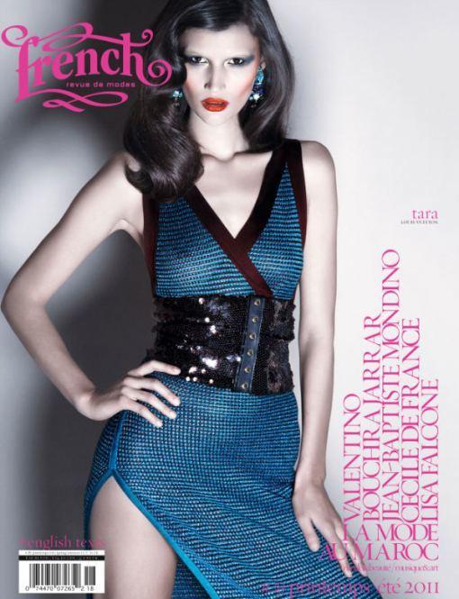 Foto de 14 portadas inspiradoras: la edición de French Revue Des Modes para primavera-verano (12/14)