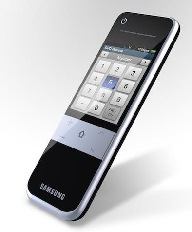 Samsung 9000 Series, innovando en el mando