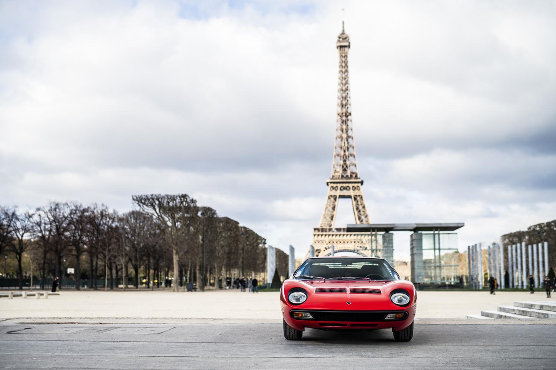 Foto de Lamborghini Miura SV de Jean Todt (35/37)