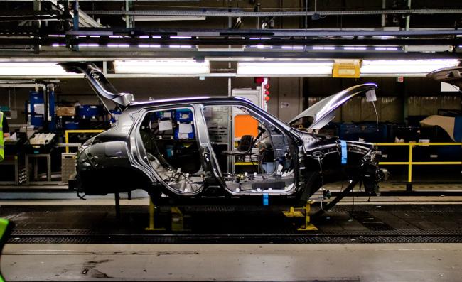 Fabricación Nissan Juke