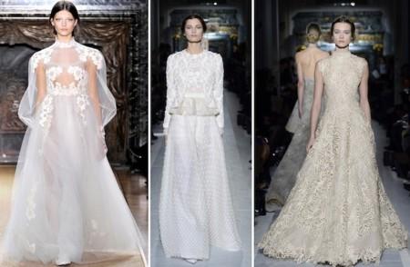 valentino vestidos novia