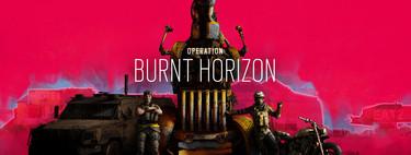 Llegan Gridlock y Mozzie: todas las novedades de Operación Burnt Horizon y Territorio remoto en el Año 4 de Rainbow Six