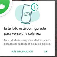 Cómo ver las fotos que desaparecen de WhatsApp sin que lo sepan y tantas veces como quieras