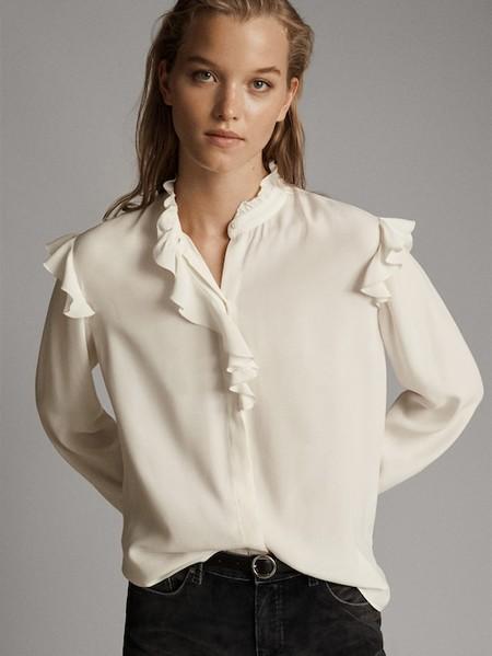 Camisas De Cuello Victoriano8