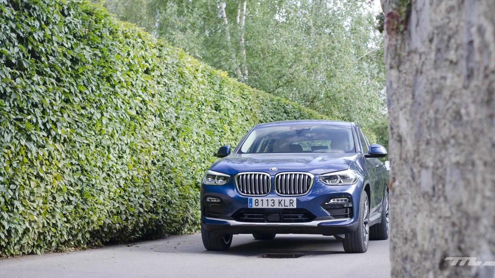 Foto de BMW X4 2018, prueba (29/65)
