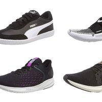 Chollos en tallas sueltas de zapatillas Puma, Nike, Under Armour o New Balance por menos de 30 euros en Amazon