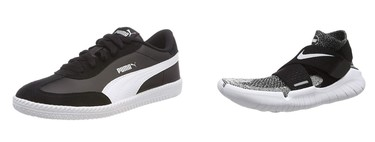 Chollos en tallas sueltas de zapatillas Puma, Nike, Under Armour o New Balance por menos de 30 euros en Amazon