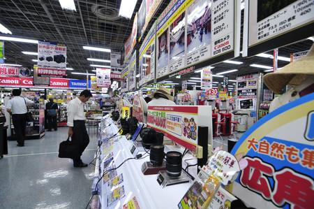 El mercado japonés de fotografía ya refleja los efectos de la pandemia y las ventas de mirrorless se desploman casi un 50%
