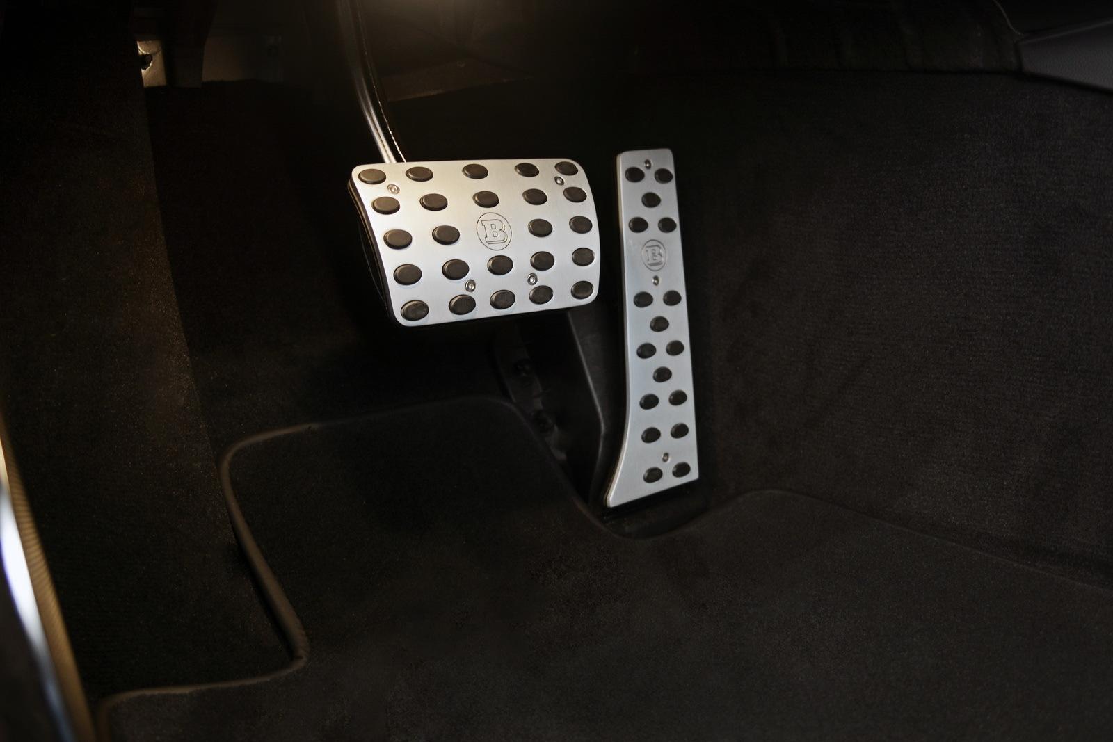 Foto de Brabus Mercedes-AMG GT S (37/38)