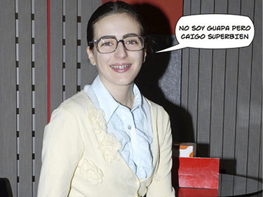 "Ruth Núñez, alias ""Bea la fea"", personaje televisivo del año"