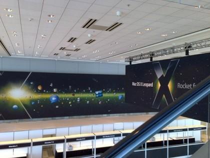 Applesfera está siguiendo la keynote del WWDC'07 en estos momentos