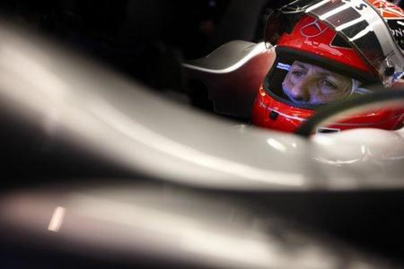 Michael Schumacher cree que Mercedes GP luchará por conseguir victorias
