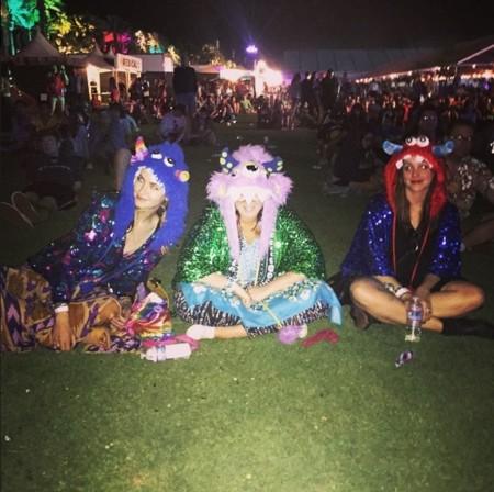 Behati Coachella