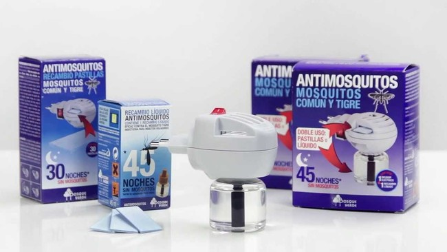 antimosquitos líquidos