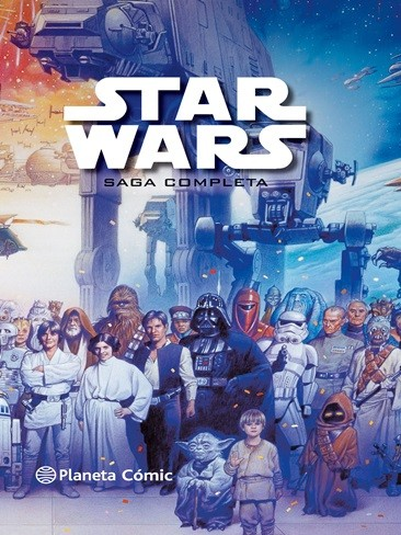 Portada Star Wars La Saga Completa Varios 201505181551