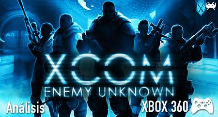 'XCOM: Enemy Unknown' para Xbox 360: análisis