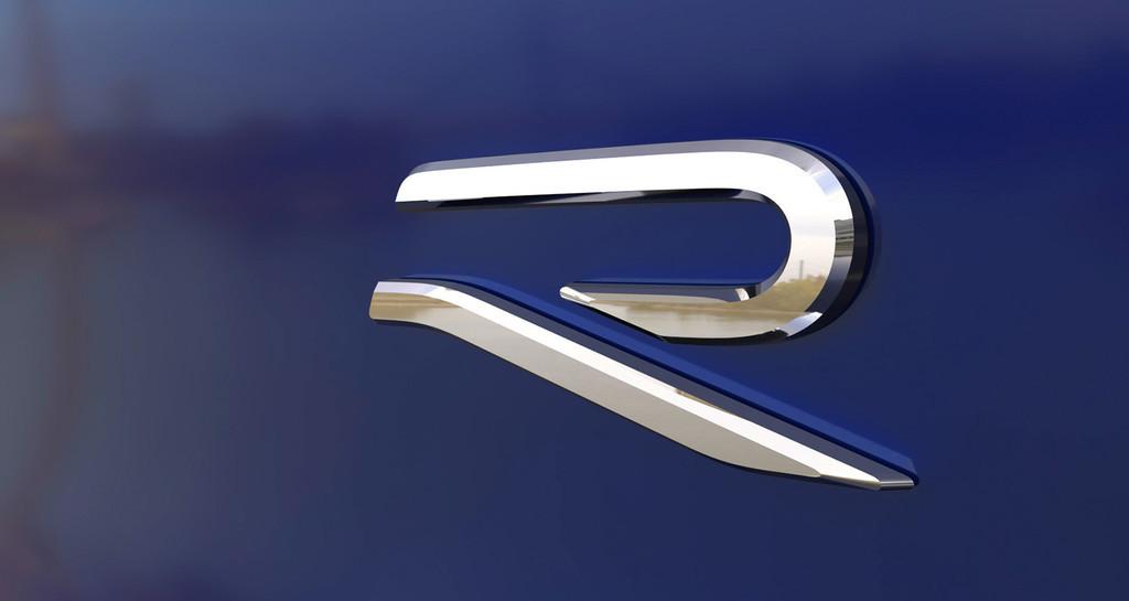 ¡Filtrado! Esta es la primera foto del nuevo Volkswagen Golf R enseñando el culo