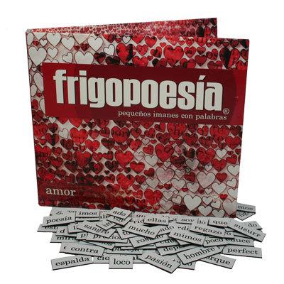 Frigopoesía: saca tu vena artística en la cocina