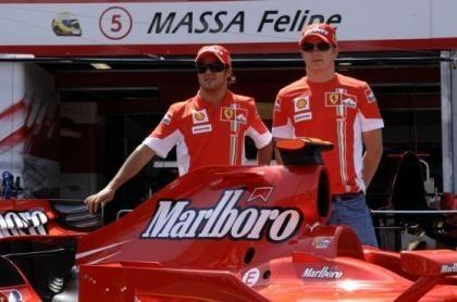 Marlboro Ferrari en Mónaco, los más chulos