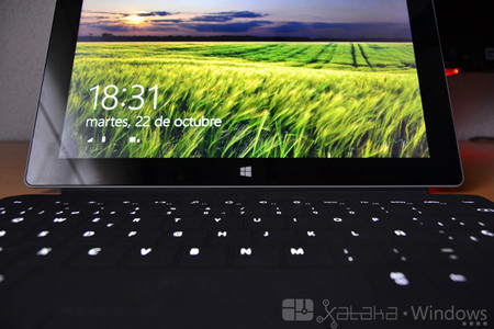 Surface 2 con Touch Cover