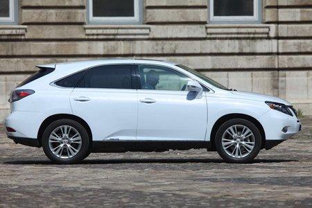 Lexus recupera terreno en Estados Unidos
