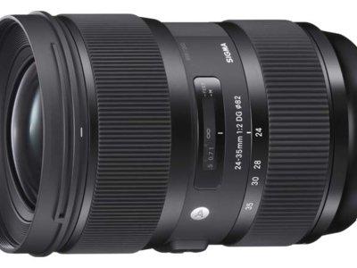 Sigma Art 24-35 mm F2 DG HSM: todo acerca de esta espectacular óptica para cámaras Full Frame