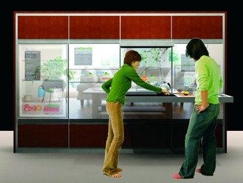 Llega la cocina del futuro