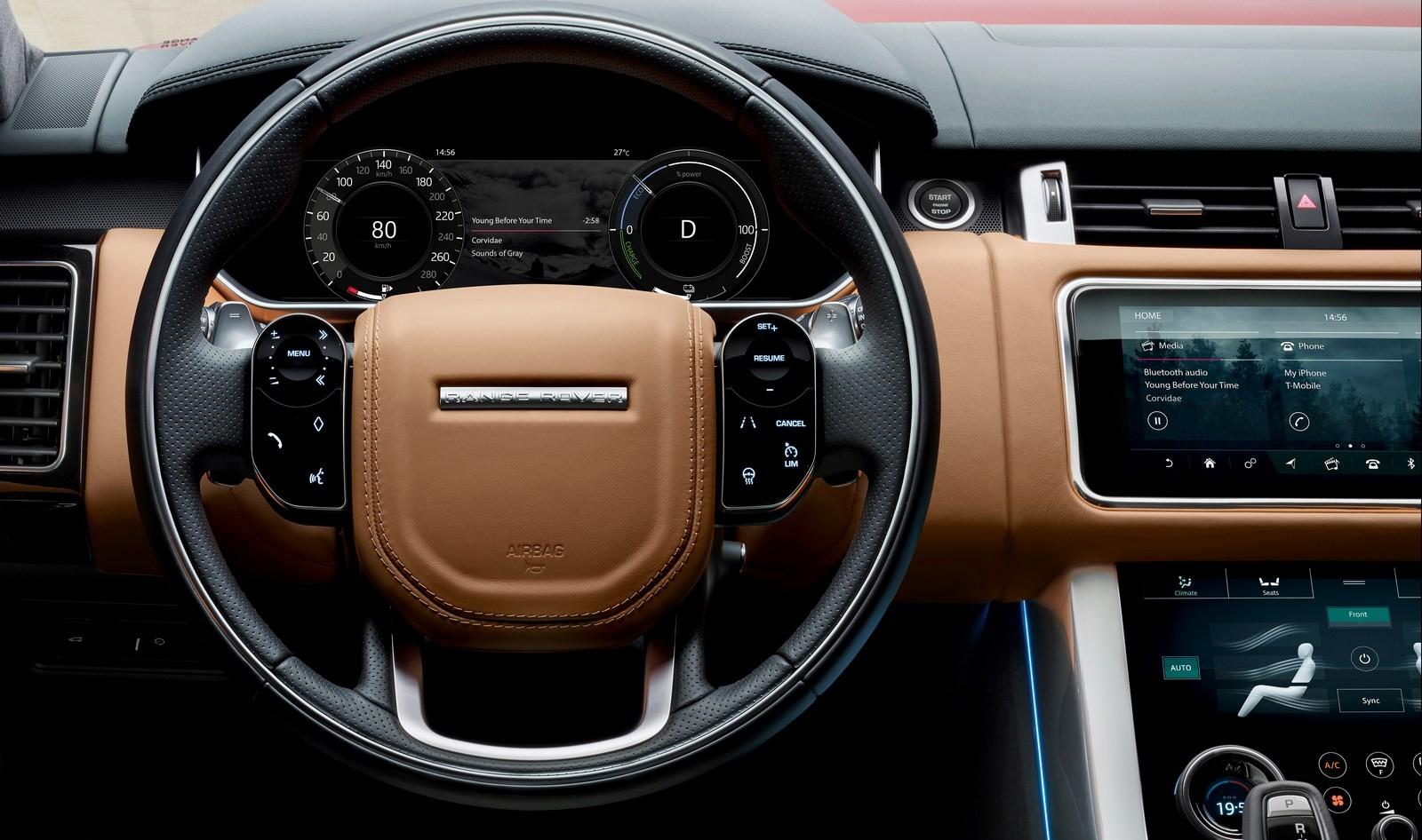 Foto de Land Rover Range Rover Sport 2018 (38/40)
