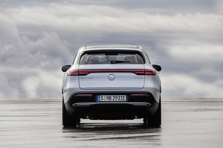 Foto de Mercedes-Benz EQC 2019 (2/74)