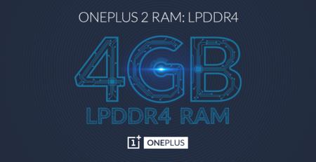 OnePlus Two contará con 4GB de RAM pero lo más importante será la velocidad: LPDDR4