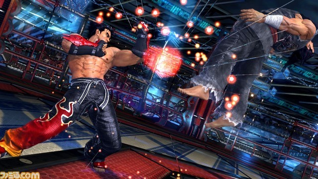 Foto de 170111 - Tekken Tag Tournament 2 (14/45)